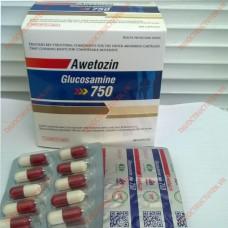 Awettozin Glucosamine 750