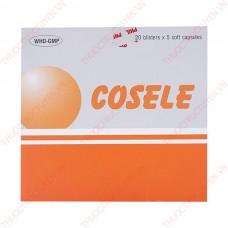 Cosele